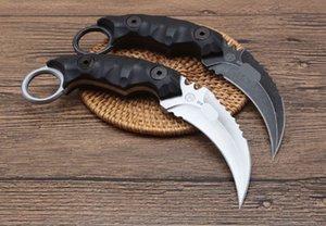 karambit knife37 plegado herramienta cuchillo que acampa la calidad del hight Toolsupplier Browning táctica cuchillo de bolsillo al por mayor de EDC HERRAMIENTA