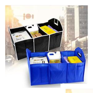 Faltbare Auto Aufbewahrungsboxen Bins Trunk Organizer Spielzeug Lebensmittel Sachen Lagerbehälter Taschen Innenzubehör C Qylmgj Lyqlove