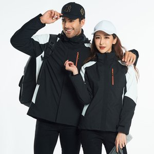 2020 New Ski Suit Men Women Windproof Waterproof Thick Warm Snowboard Jacket Outdoor Snow Jacket And Pants Set Winter Ski
