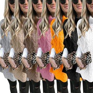 women designer winter coat fleece warm sweater jacket hooded zipper outerwear casual multicolor cardigan hot klw5704
