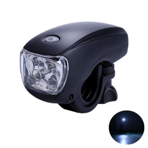 Cycling Bike Bicycle Super Bright 5 LED Front Head Light Lamp Smart Induction Bicycle Front Light Set USB Rechargeabl