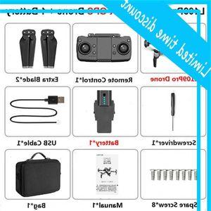 L109 Pro 4K Kamera 5G WiFi Drone, 2 Eksenli Gimbal Anti-Shake, Fırçasız Motor, GPS Optik Akış Konumu, Akıllı Takip, VS SG906Pro F11, 2-1