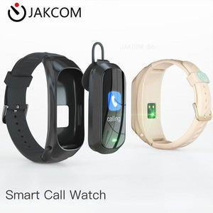 Jakcom B6 Smart Llame Watch Nuevo producto de las pulseras inteligentes como cinemizer 1909 SmartWatch 10 ATM C1 inteligente pulsera