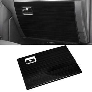 For Toyota Land Cruiser Prado J150 2018-2020 Car Accessories Passenger Seat Glove Box Frame Anti-kick Pad Trim Cover Sticker