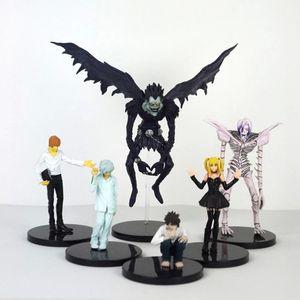 أنيمي مذكرة الموت لعبة الشكل Ryuuku 6INCH العمل PVC أرقام نموذج فيلم تجميع نموذج لعبة الدمى دمية أطفال هدية تمثال