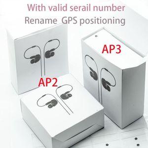 A++quality H1 earphones Chip Air pro Generation 3 AP3 Metal Hinge Wireless Charging Bluetooth Headphones pk i12 tws Pods 2 AP2 Earbuds