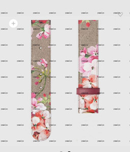 Pelle floreale da uomo e da donna in pelle floreale con larghezza di 3,8 cm, vacchetta da primo livello italiana importata 666