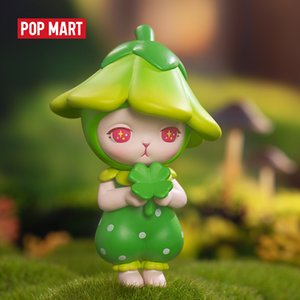 POP MART Bunny Forest series Toys figure Blind box birthday gift animal toys figures Free shipping