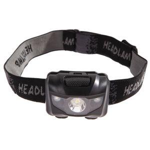Portable Headlamps 3 LED Flashlight Headlights Hiking Mountaineering Fishing Camping Outdoor Headlights Riding Lights 50pcs T1I3015