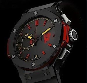 판매 패션 시계 로즈 골드 실버 고무 스트랩 Autoamtic 무브먼트 기계 다이아몬드 드레스 망 유리 다시 남자 손목 시계 시계
