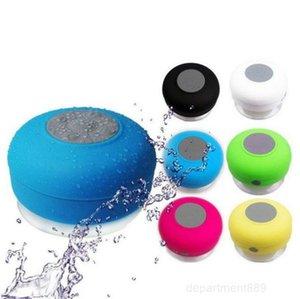 Mini Bluetooth Speaker Waterproof Wireless Handsfree Stereo loundspeaker Bathroom Pool Car Beach Outdoor Shower Speakers SEAOWC3642