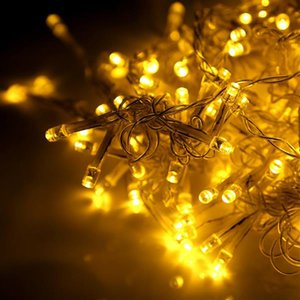 600LED Window Curtain String Fairy Light Wedding Christmas Party Decor(Warm White) Top-grade material Strings lighting LED Strings