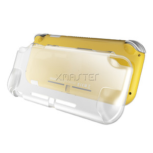 TPU Game Transparent Console Protective Shell Cover Anti-scratch Shockproof Case for Nintendo Switch Lite xmaster