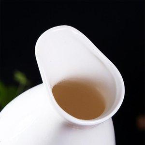 Japanische Sake Set, 6 Stück Sake Set Handgemalte Design Porzellan-Keramik Traditionelle Keramikbecher Kunsthandwerk Weingläser BBYHUG