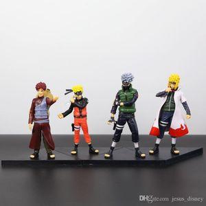 Naruto figure Naruto Sasuke Uchiha Madara ornaments Valentine's Day boyfriend birthday gift doll model