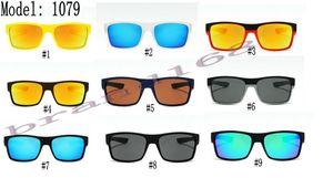 Бесплатная доставка -2016 летние новые цвета двое лицо солнцезащитные очки мужчины женщины солнцезащитные очки спортивные пляжные солнцезащитные очки.