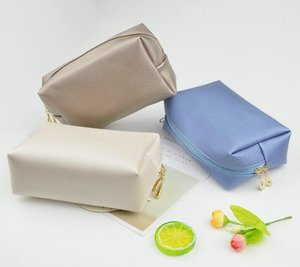 Fashion portable cosmetic bag Simple Shoecustomizable bags Travel Wash bag Dust of finishing Home Furnishing