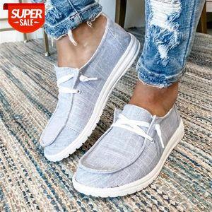 Кроссовки женские туфли плоские сетки дамы шнурок вулканизированные повседневные дышащие удобные ходьба женщины плюс размер # ww3h