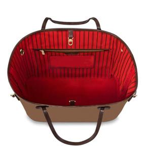 Design Saco de ombro saco feminino de alta qualidade design bolsa de duas peças sacola de compras de grande capacidade 32 * 17 * 29cm Moda feminina bolsa das mulheres