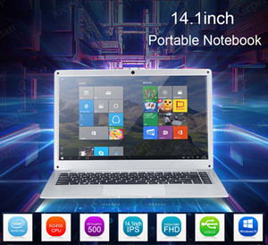 2020 NEW 14 inch mini laptop notebook computer Windows 10 N3450 Quad Core 8G RAM DDR3 128GB Nand Flash emmc Ultrabook tablet laptop