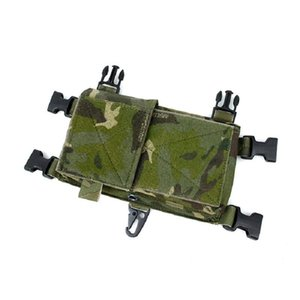 Tmc3119-Mtp SS Tactical Chest Hanging Special Kit Combination Multicam Imported Fabric
