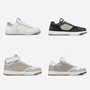 2021 Новые Мужчины Женщины B27 Повседневная Обувь Напечатанные Натуральные Кожаные Кроссовки Высокий Топ Бегун Трена наклонные Стилистические Обувь Низкая Обувь на шнуровке