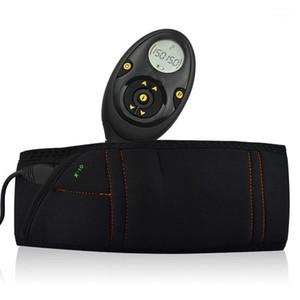 Essence de muscle Essence Courroie Smart Minceur Massage Ceinture ABS Abdominal Toner Toner Toner Massage 10 modes 150 Intensité1