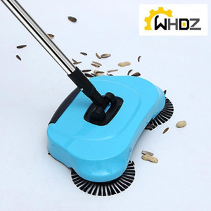 Manual Mano-Pulse Robot Robot Lazy Broom y Set Polvo Set Sweeping and Mop Integrated Machine Rotating Mop Artifact1