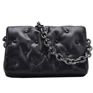 Designer Women Pu Leather Shoulder Bag High Quality Ladies Purses Hand Bag Famous Brands Female Handbags Casual Messenger Bags