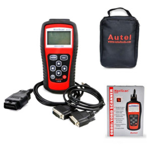 Maxiscan Diagnostic Tool MS509 Autel MS OBDII OBD2 EOBD Automotive Code Reader Scanner Arbeit für US Asian European Car