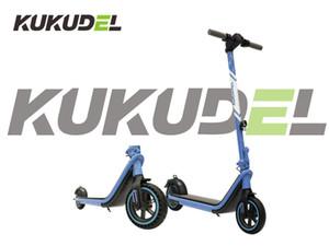 Akıllı Scooter Elektrikli Kaykay 858 Mavi Işık Nasıl Yürüyüş Scooter Elektrikli Scooter 25km / H 8.5 inç Katlanabilir