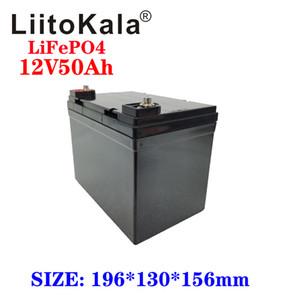 Sistema 12V 50Ah Ciclo Profundo Lifepo4 Bateria Recarregável 12.8V 50ah Ciclos de vida 4000 com Proteção Built-in Protection Lifepo4 Bateria 12V
