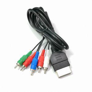 1.8m Componente HD AV Áudio Video Cabo de Alta Definição TV Conexão Fio de cabo para o original Microsoft Xbox