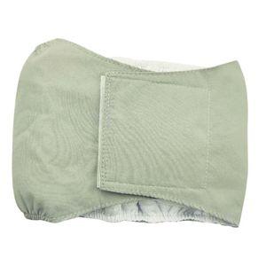 Pastel de pañales de mascota Pantalones fisiológicos Pantalones fisiológicos Reservar al aire libre Respirable Reutilizable Hombre Sanitario Perros Nappies Almohadilla de orina A prueba de fugas Cinturón