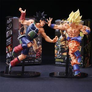 Hot Anime Resurrection F Super Saiyan figlio Bardock PVC Action figure modello da collezione modello bambola modello 23cm 201202