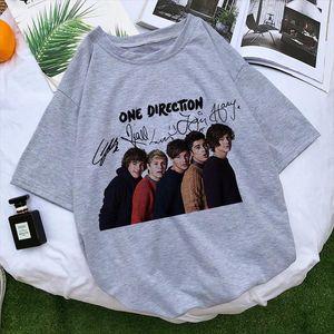 Harry Styles Fine Line TShirt Oversized T Shirts Women 2020 Summer Tops One Direction Harajuku Graphic T Shirts Tee Shirt Femme
