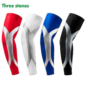 2Pcs Lot Elastic Elbow Arm Warmers Pad Quick Dry Sports Safety Cycling Basketball Long Arm Sleeve Elbow Support Protector