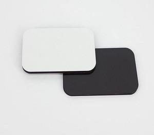 7cmx5cmx0.4cm Blank Sublimation Wooden Custom Refrigerator Magnet Hot Transfer Printing Blank MDF Fridge Magnets