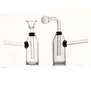 new desgin Glass Beaker bong mini Glass Water Bongs bubbler Smoking water pipe with Detachable downstem bowl