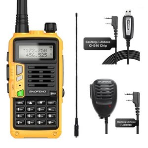 BaoFeng UV-S9 Plus With NA-771 MIC 10W Long Range Portable Powerful Transceiver upgrade With Walkie Talkie CB Radio1