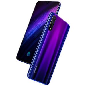 "Vivo Vivo IQOO NEO 855 4G LTE téléphone portable 6GB RAM 64GB 128GB ROM Snapdragon 855 octa core Android 6.38 ""16MP DigitalPrint ID Téléphone mobile"