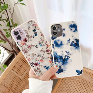 NEW iPhone 12 12PRO 12MINI 12PROMAX Frosted Feeling Camera Protection Case for Iphone 11 X 6 7 8 Cover cases