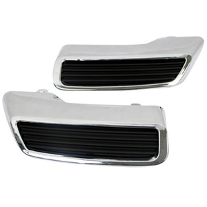 Rear Tail Cover Exhaust Pipe Modification Accessories For 3008 5008 Allure