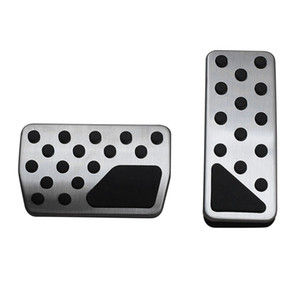 Gas Brake Pedal Cover Fit for Jeep Grand Cherokee Dodge Durango 2007-2017 K10810