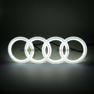 4D Illuminated Car Led Grille BlLED Logo Emblem Light For Audi A1 A3 A4 A5 S3 A6