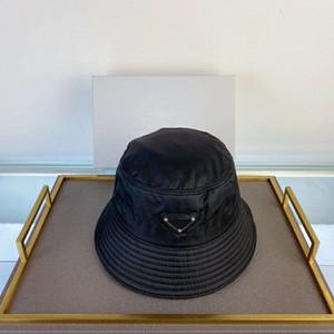 2020 Mode-Eimer Hut Caps Herren Frau Hüte 6 Farbe Optionale hochwertige Designer Hüte Baumwolle
