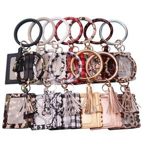 Rainbery New Fashion multiful e carta portafoglio PU in pelle o portachiavi con borsa per braccia con cinturino per le donne ragazze