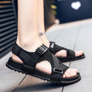 Summer Casual Man Hombre omime 2020 sandali eretici taglia 49 09RC