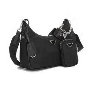 Alta Qualidade Reedição 2005 Designers Womens Luxury Handbags Hobo Bolsas Senhora Bolsa Crossbody Shoulder Channel Totes Moda Luxury Bag