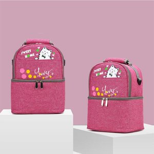 Diaper Bag Fashion Mummy Maternity Nappy Bag Baby Travel Backpack Organizer Nursing for Baby Care Mother & Kids